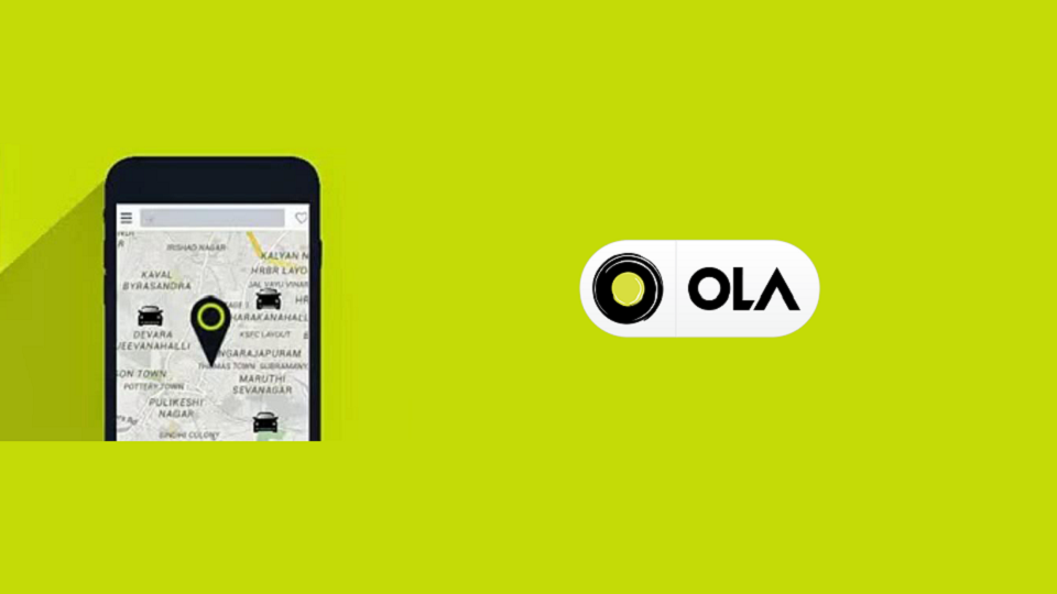 ola - start up article