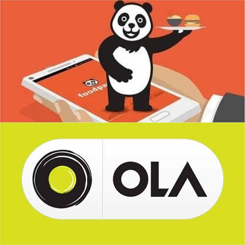 ola plus foodpanda - start up article