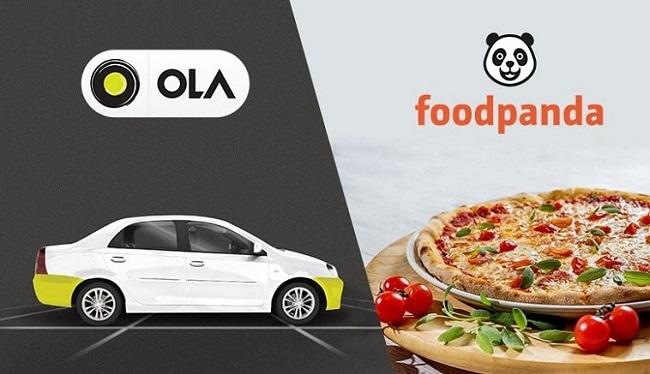 ola foodpanda - start up article