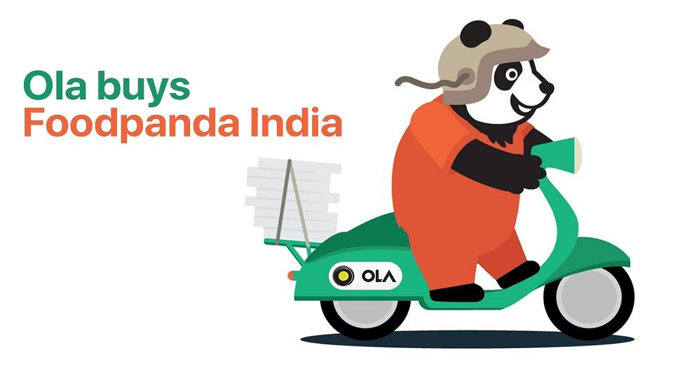 foodpanda delivery - start up article