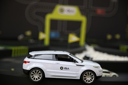 ola cabs - start up article