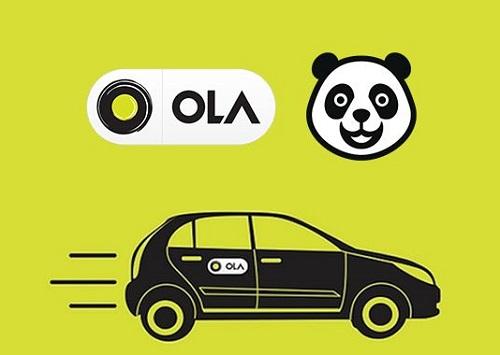 ola buys foodpanda india - start up article