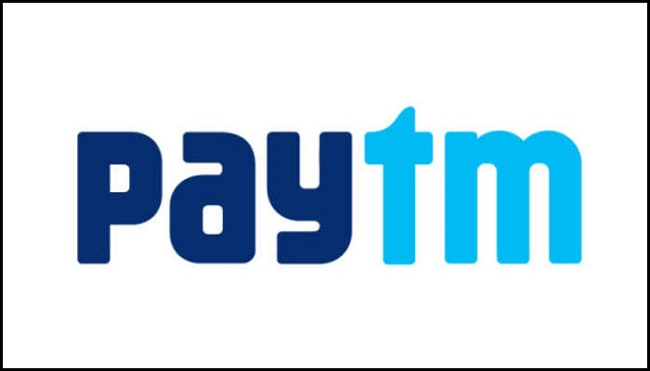 paytm logo - startup article