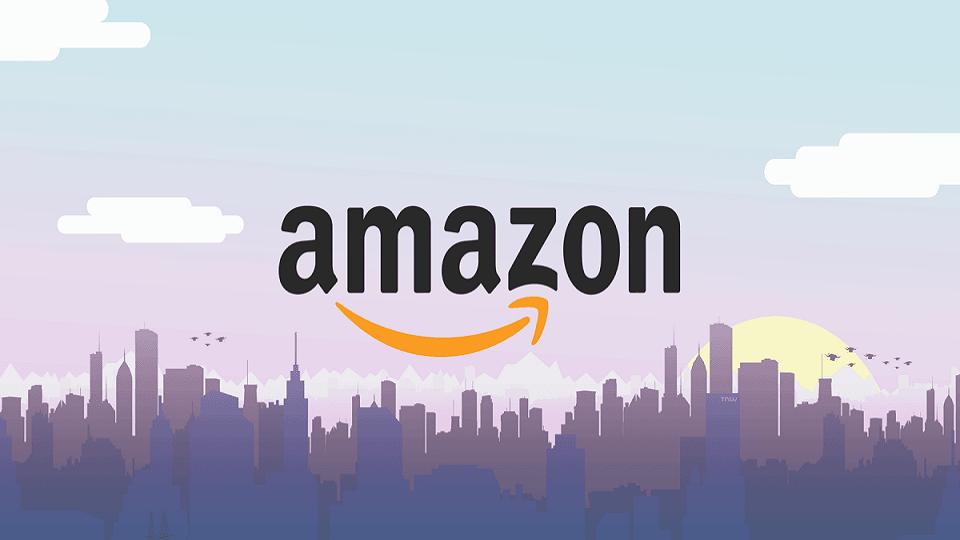 AMAZON - start up article