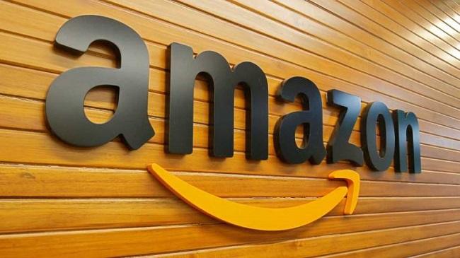 Amazon logo - startup article