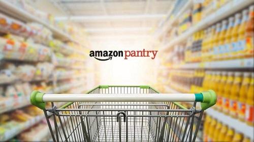 amazon pantry - start up article