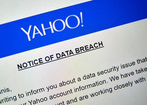 yahoo data breach - startup article