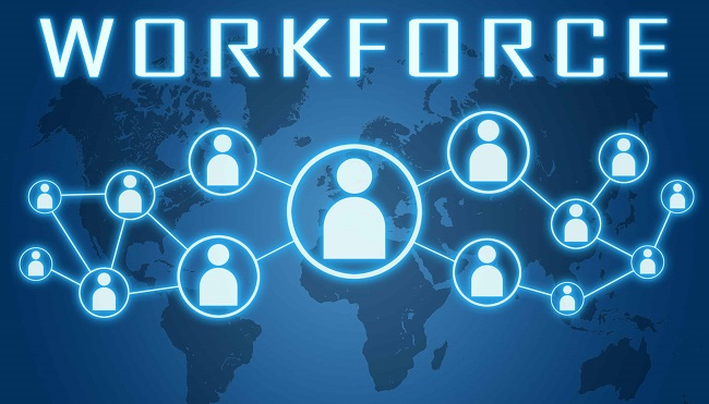 work force - startup article