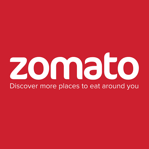 zomato logo banner - startup article