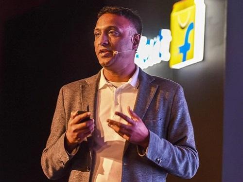 flipkart ceo - startup article