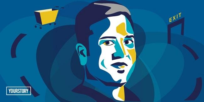 Binny Bansal Flipkart exit - startup article