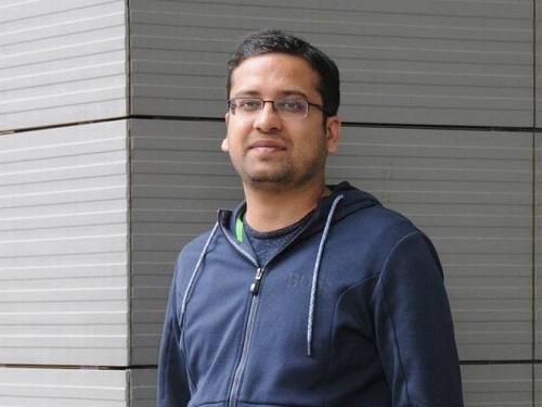 Binny Bansal - startup article