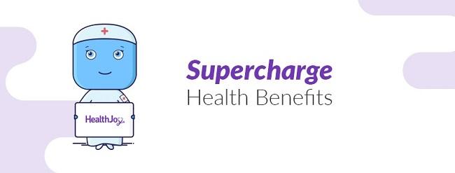 Health Joy health benefits - startup article