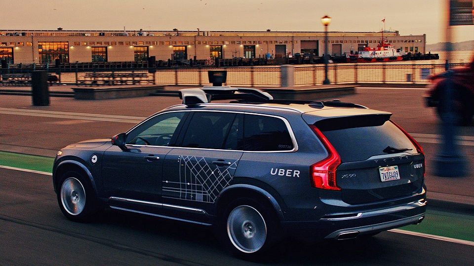 uber self driving - startup article
