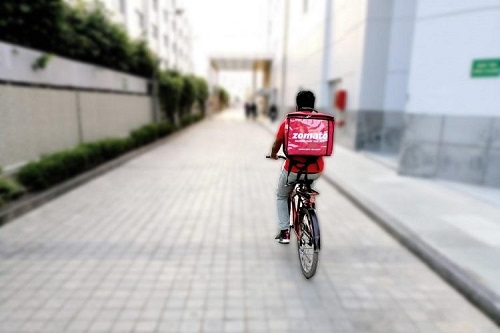 Zomato cycle - startup article