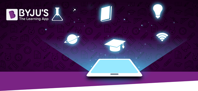 byjus Learning App - startup article