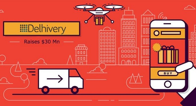 delhivery funding - startup article