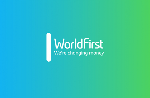worldfirst logo - startup article