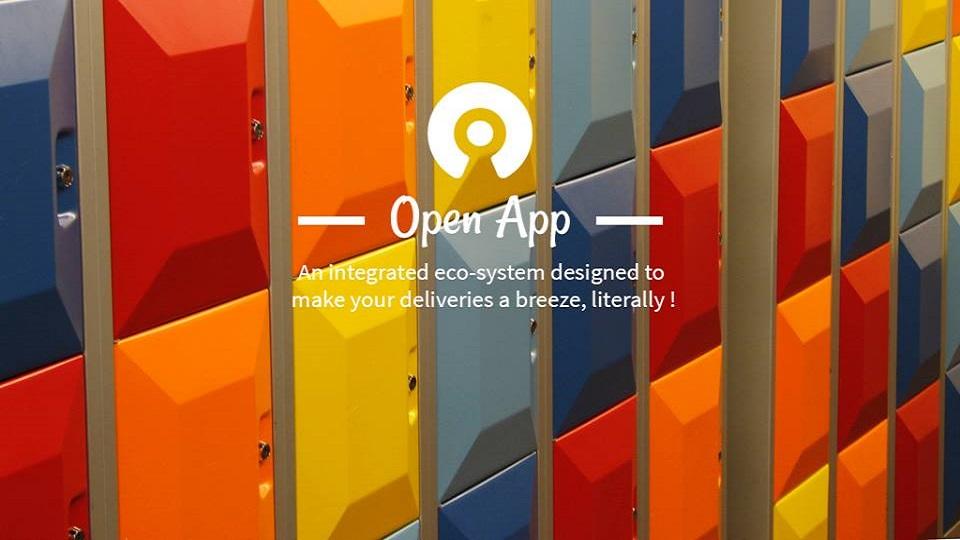 open app - startup article