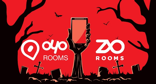 oyo room zo room - startup article