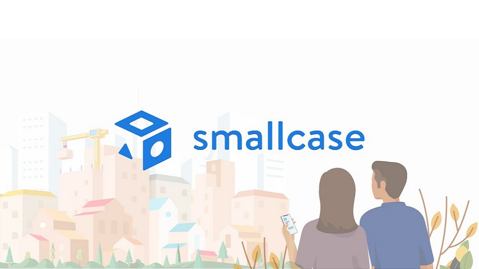 smallcase banner - startup article