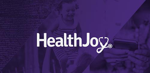 healthjoy logo banner - startup article