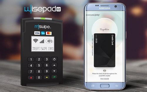 mswipe samsung pay - startup article
