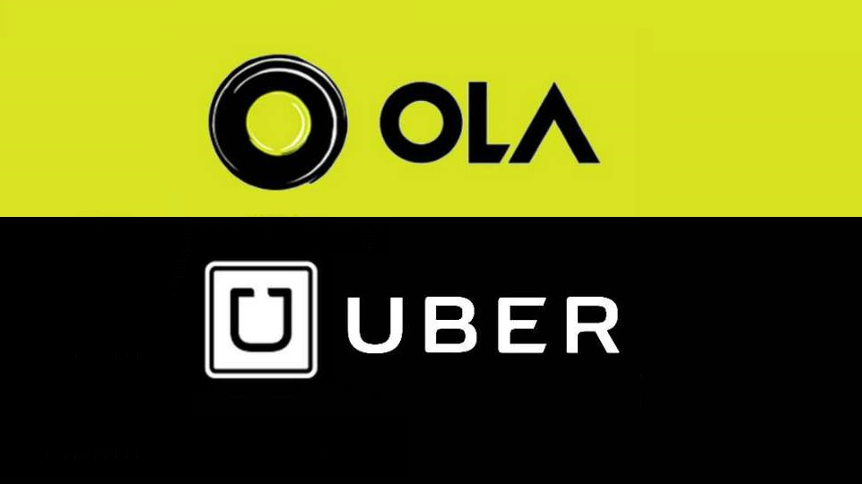 uber and ola- startuparticle