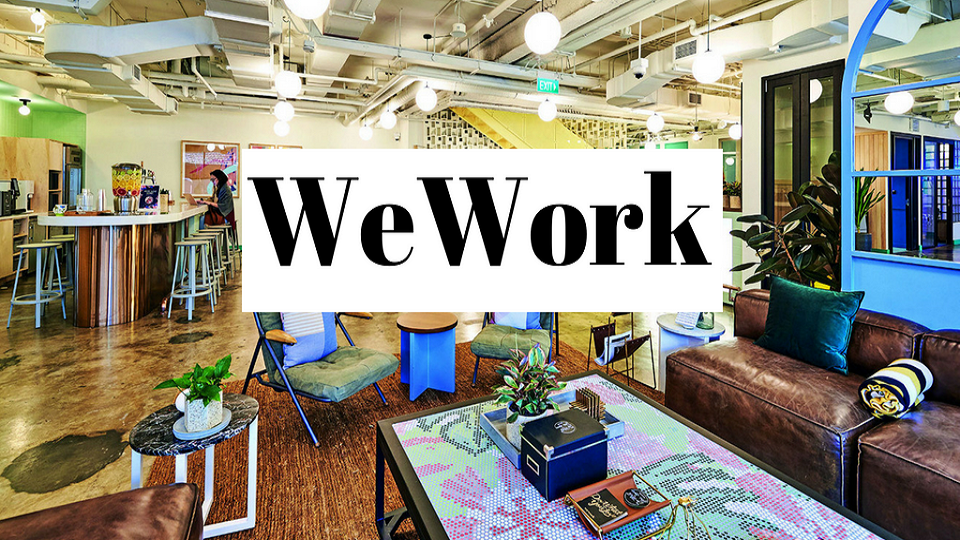 wework - Startuparticle