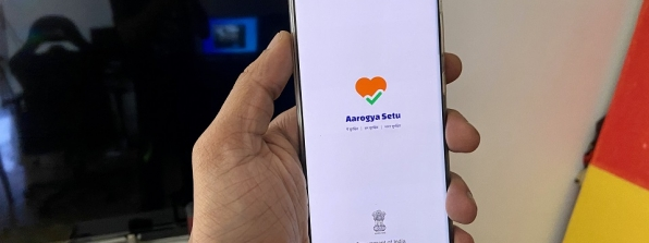 Are Data Science, Data Analytics, Artificial Intelligence & Machine Learning running the engine of the Aarogya Setu app?