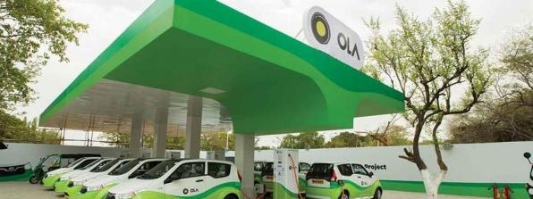 Cab Aggregator OLA Trims Investment in Foodpanda