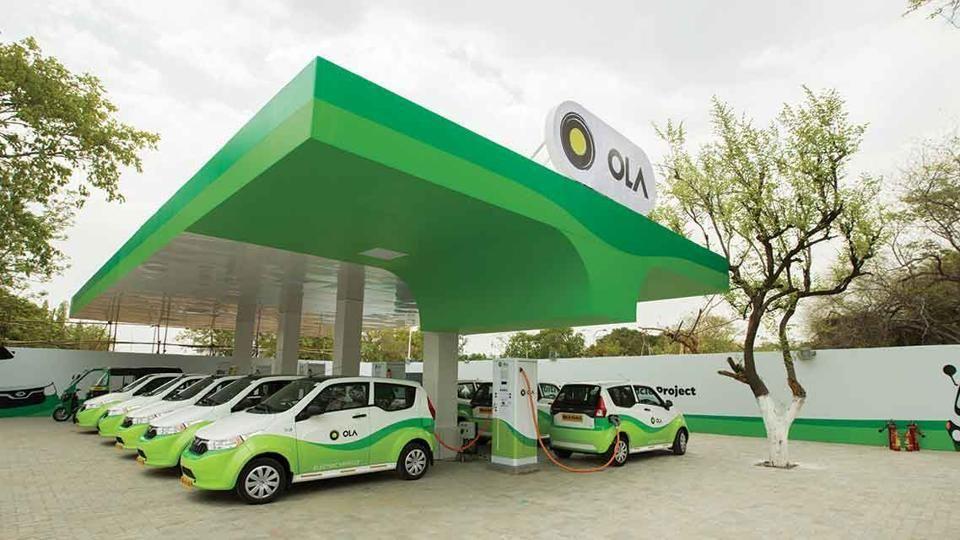 Cab Aggregator OLA Trims Investment