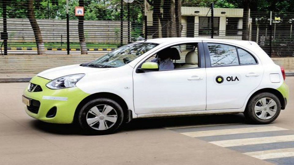 Ola Cabs Banned in Bangalore